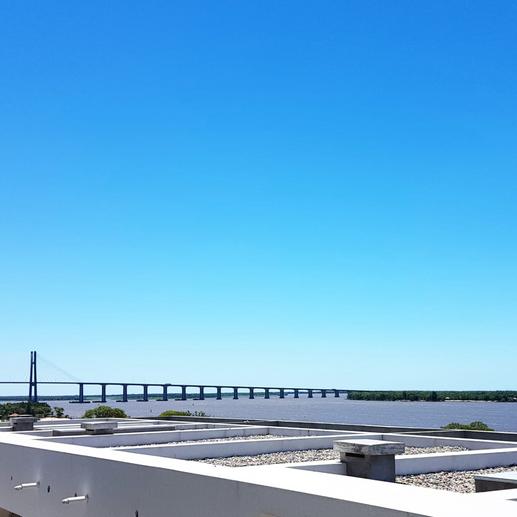 Vista al puente