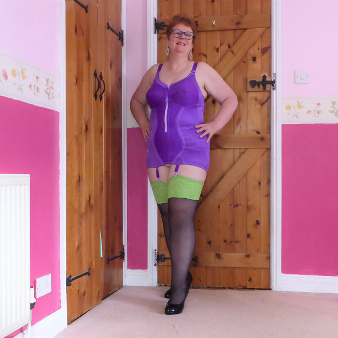 Corselette and Satin Coming This Week
