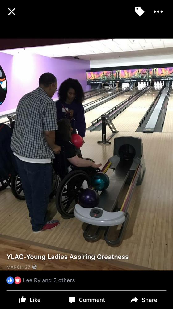 Bowling with a twist!