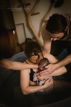 The Birth Project - Susanne Krauss Birthphotographer