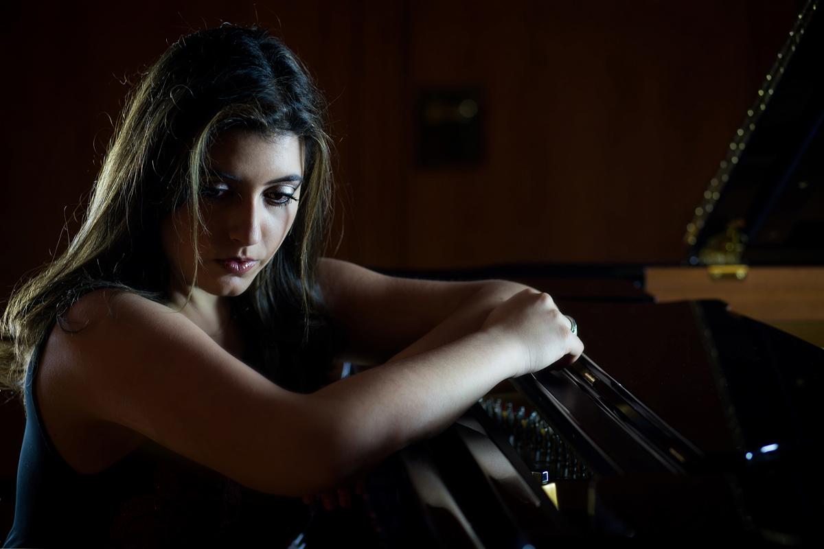 Sophie Pacini, Pianistin