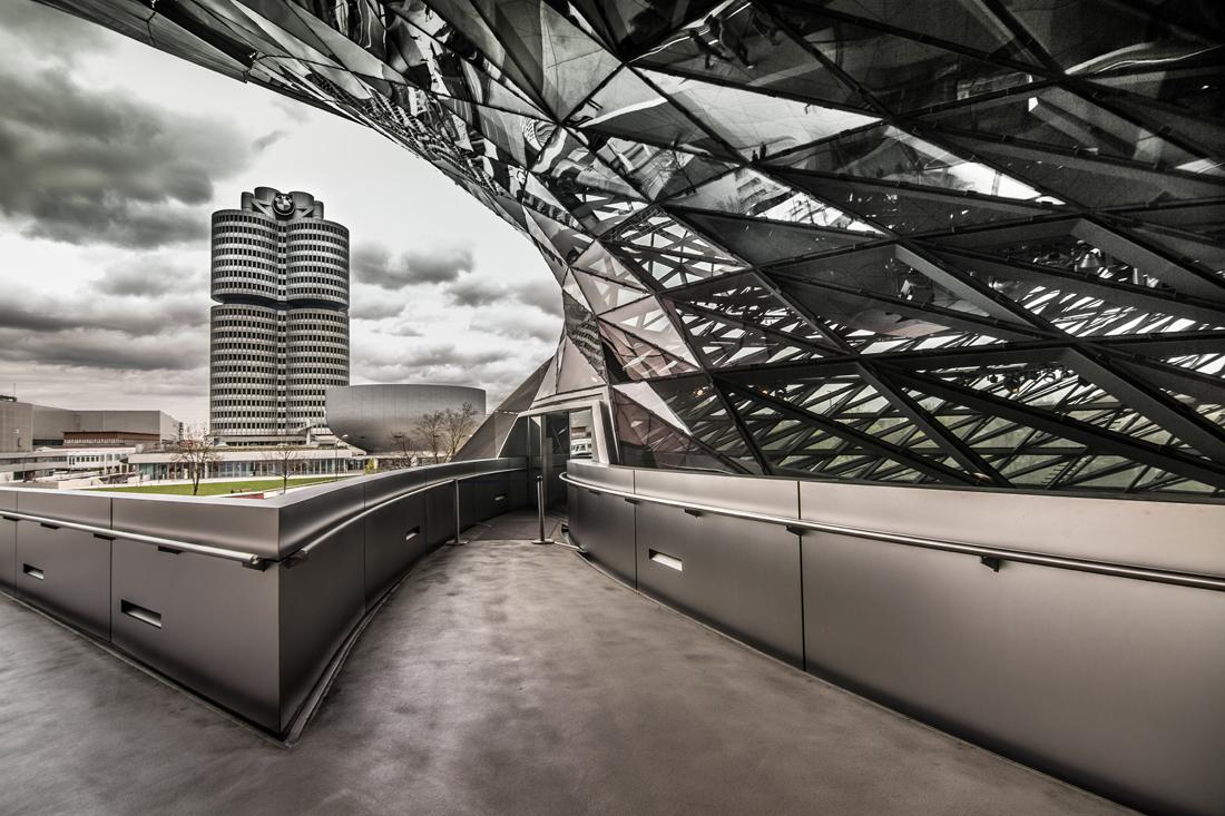 NEU: BMW-Welt, München