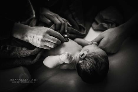 Geburtsreportage Muenchen