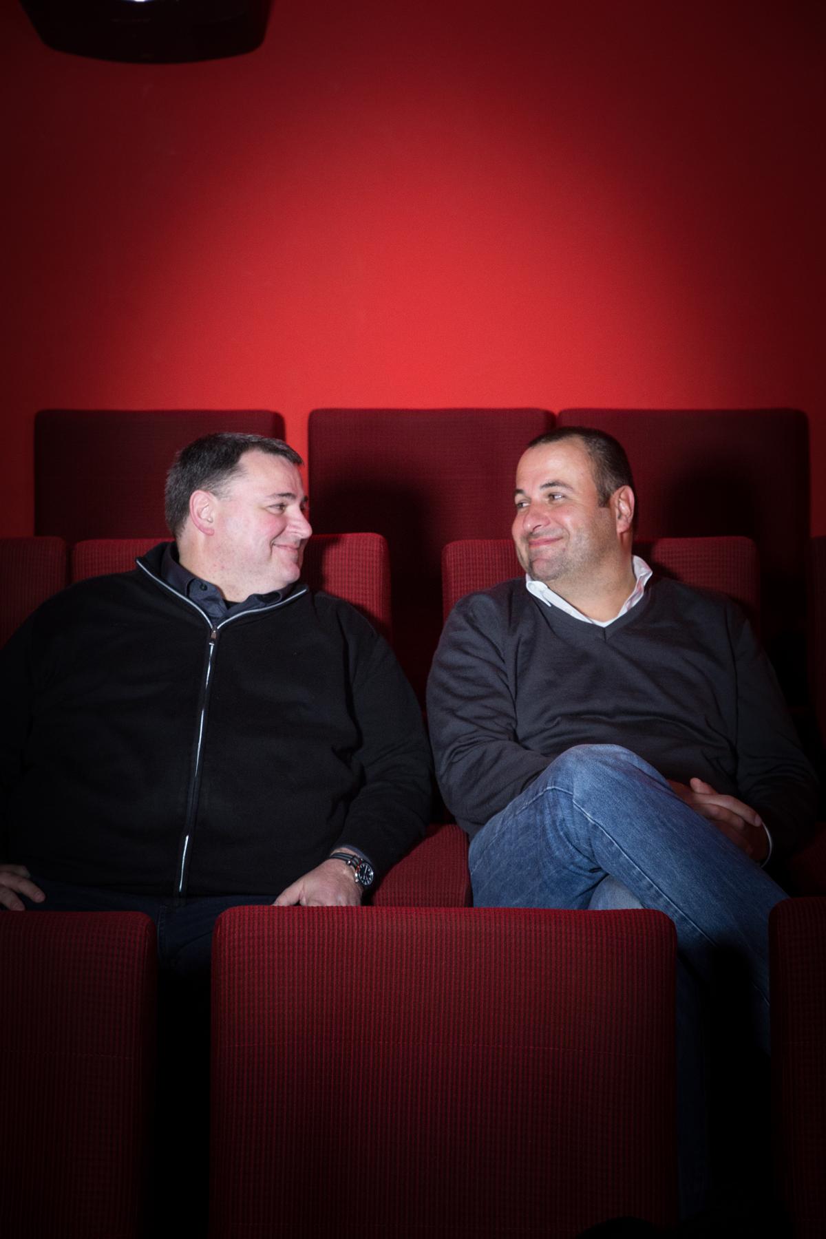 Thilo & Klaus Proff, Maximus Film