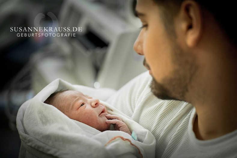 Geburtsreportagen / Geburtsfotografie München | Susanne Krauss