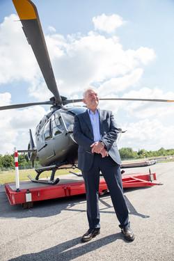 H.J. Ostler - HTM Helicopter Travel
