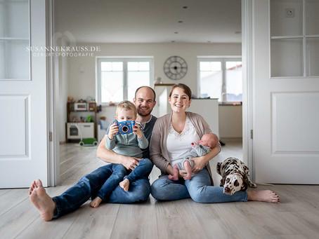 Alle auf's Foto! - Bildideen für Gruppenfotos beim Familienshooting