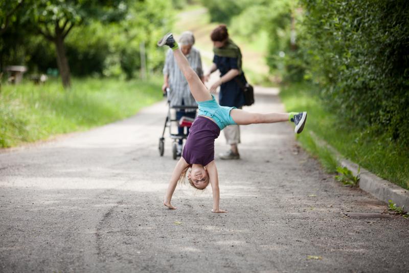 Lifestyle Familienfotografie München
