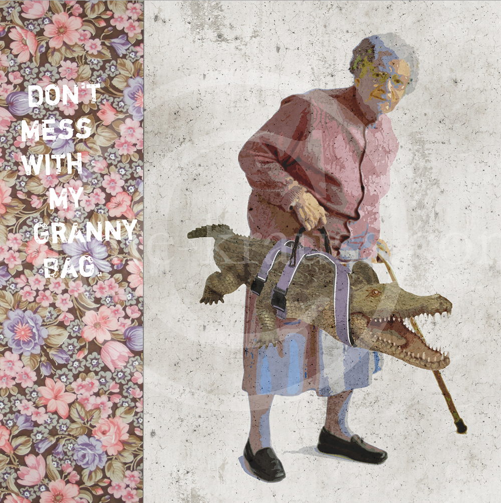 The Grannies by Susanne Krauss