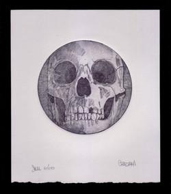 SKULL_5x5 Plate