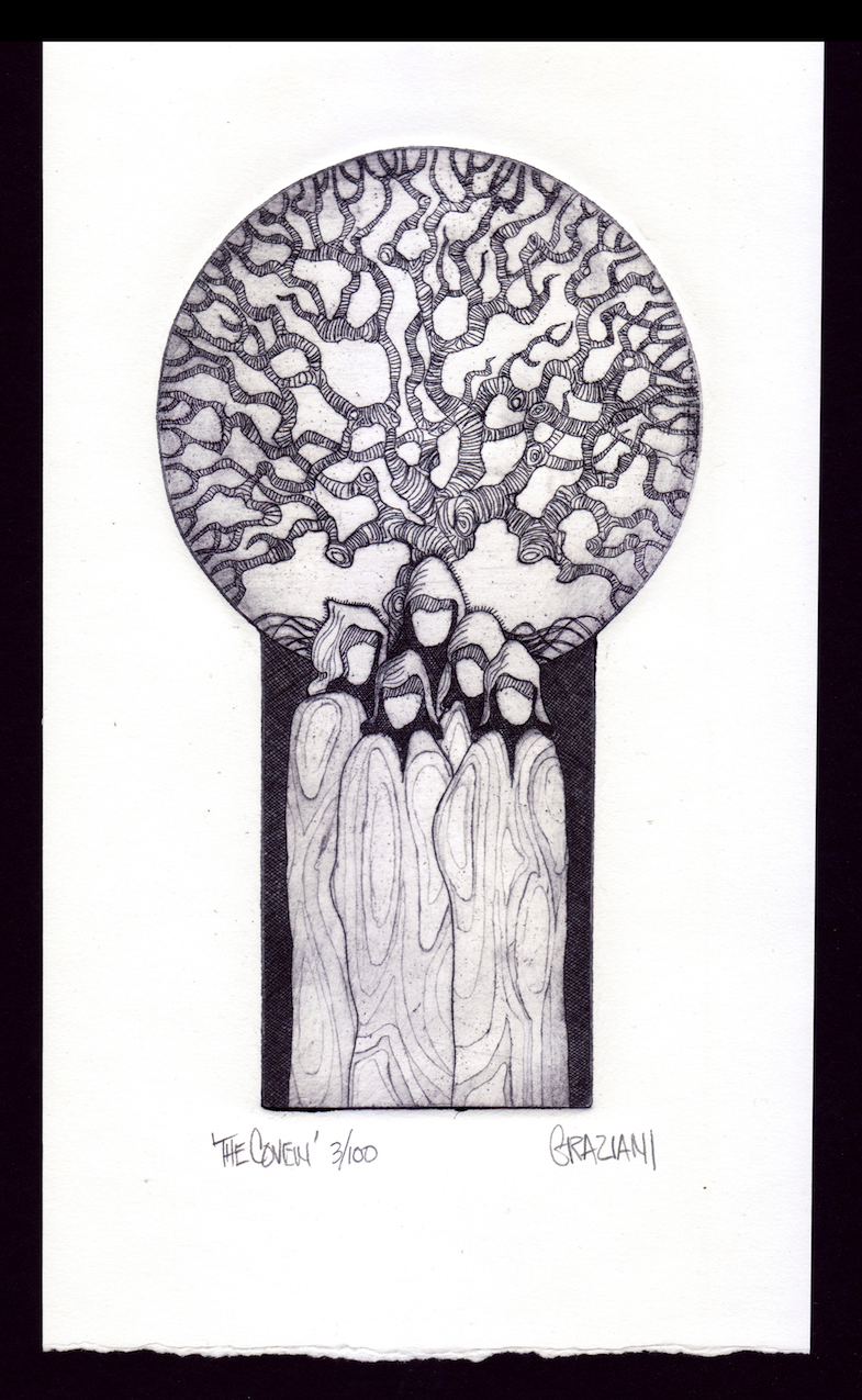 THE COVEN_4.5x8 Plate