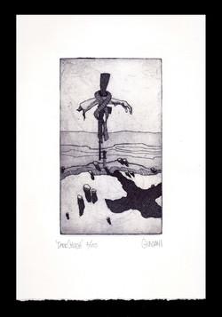 DARK CHURCH_4x6 Plate