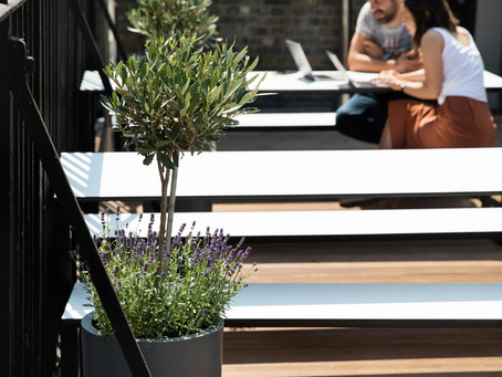 5 good reasons to refurbish your office space
