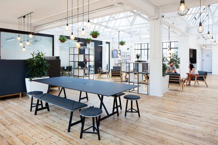 Fourth Floor, Collab Space