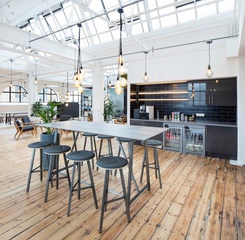 Fourth Floor, Kitchen