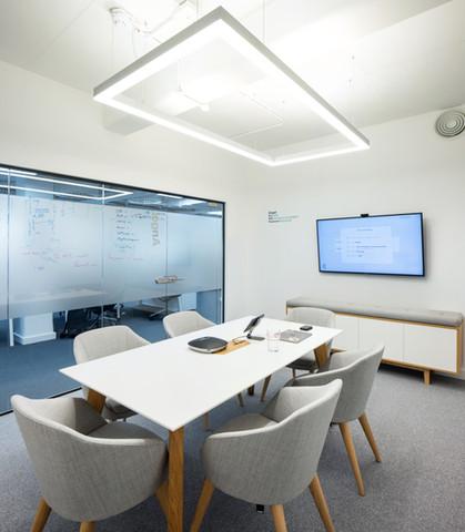 Third Floor, CEO Meeting Room