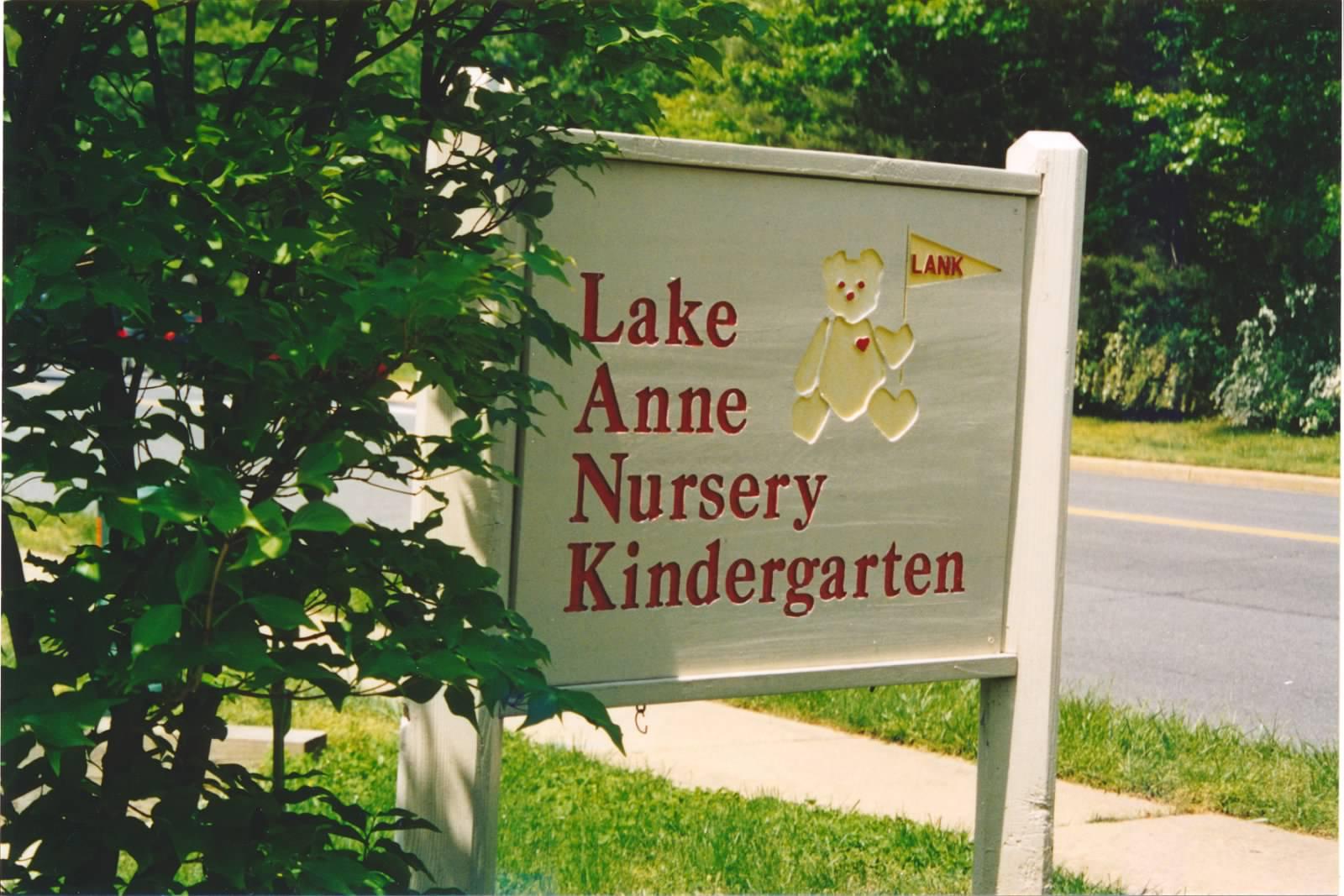 LANK Sign