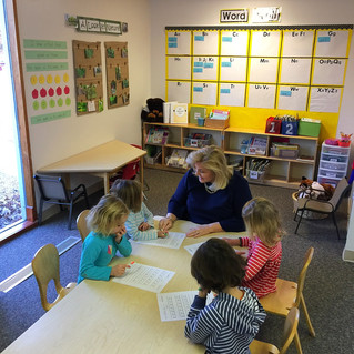 Meet Our Favorite LANK Kindergarten Teacher; Mrs. Joan Roesch