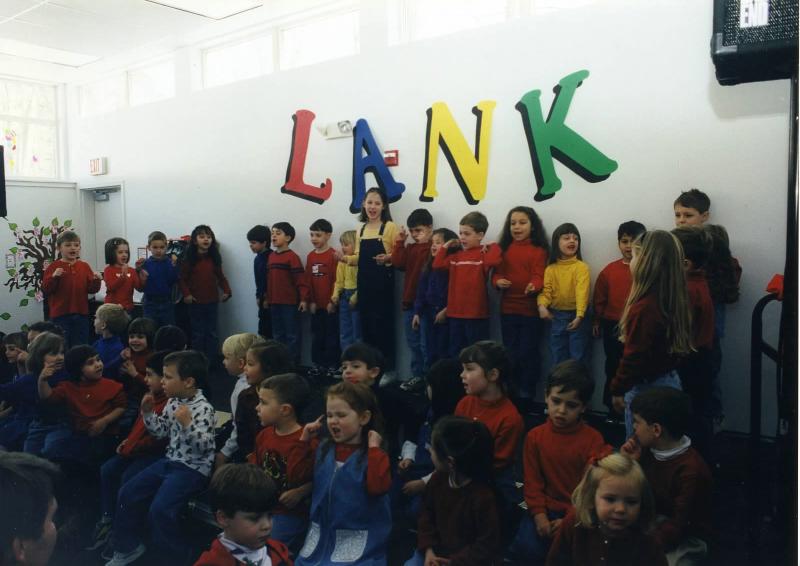 LANK Class photo