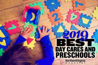 LANK is Voted Northern Virginia's Favorite Preschool