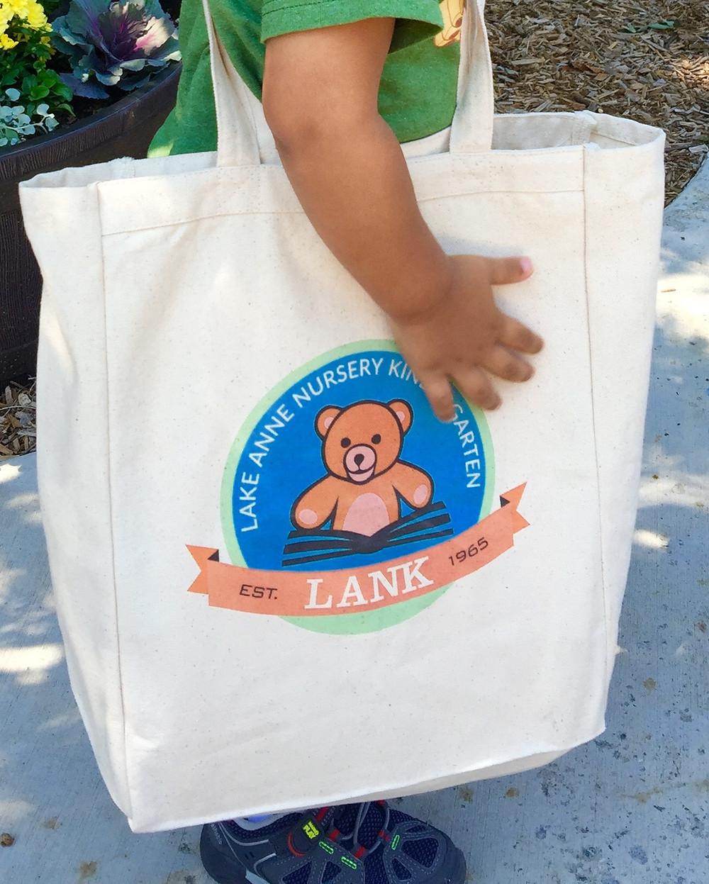 LANK School Bag