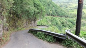 Steepest road ever!