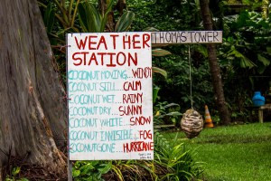 Waipio Valley Weather Station