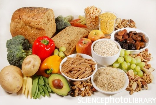 Fiber-rich foods. All these foods are high in insoluble fibre, the portion of plant foods that cannot be digested by the body.