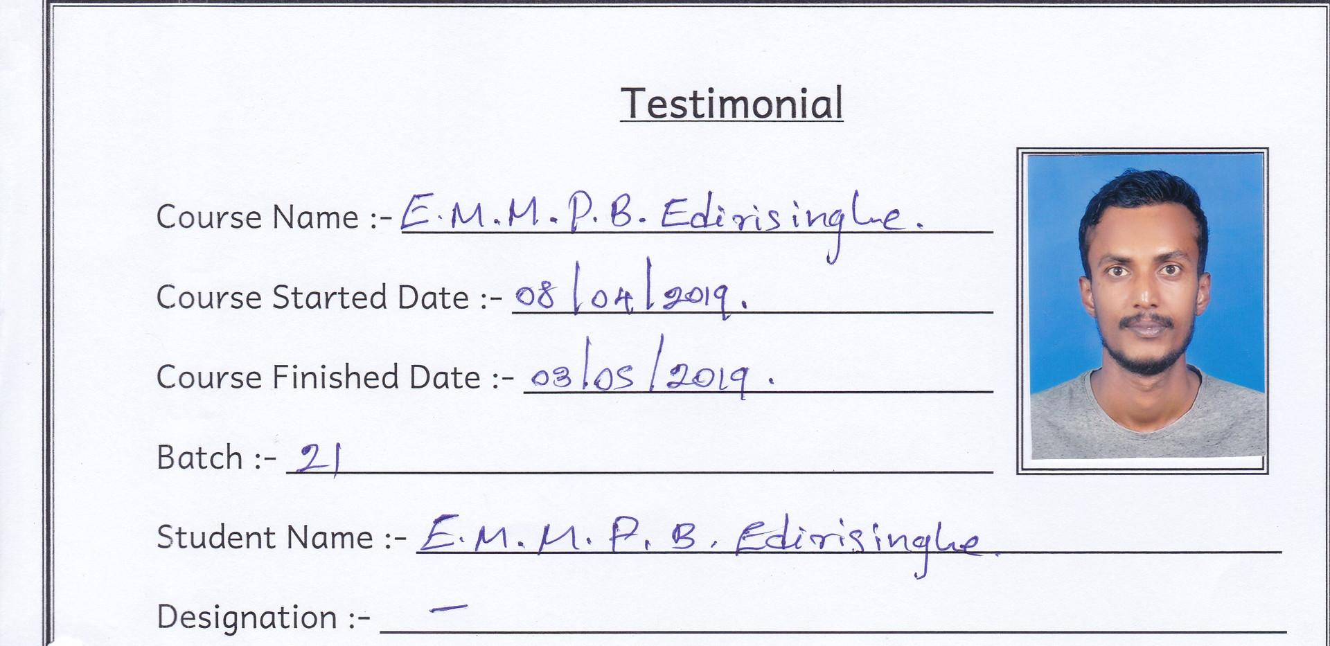E.M.M.P.B Edirisinghe.jpg