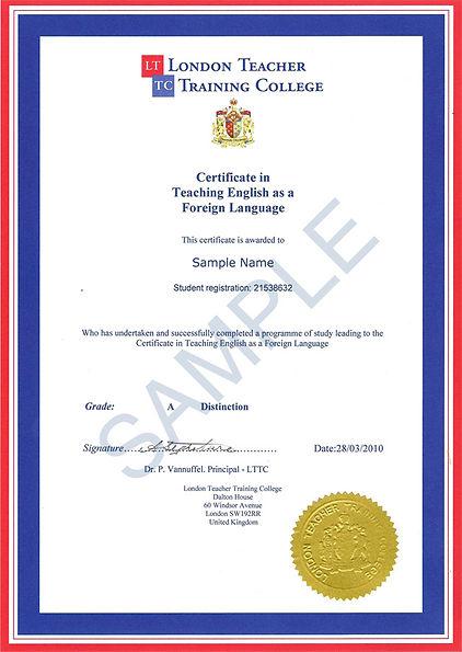Certificate in TEFL Foundation Course.jp