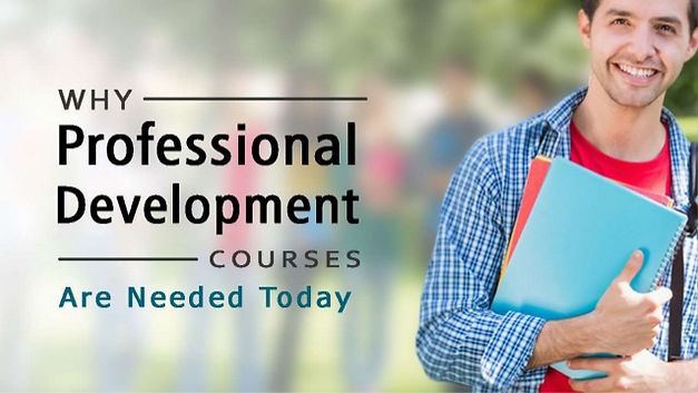 why-professional-development-courses-are