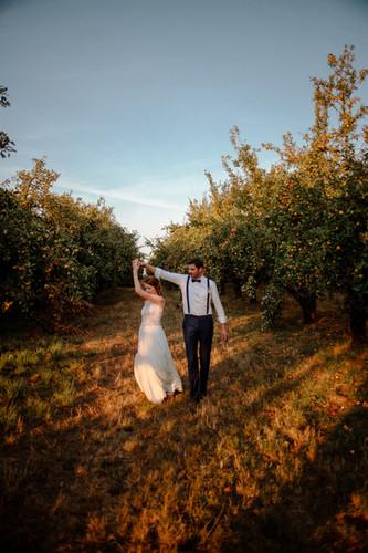 Obsthof am Steinberg Hochzeit