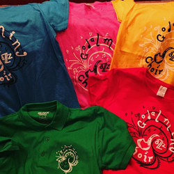 Tshirts a go go! Thanks Dan smith for the awesome T's!