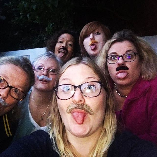Oh dear those tenor ladies know how to have fun!__#choirperformance #friendship  #godalming #choirma