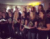 Guildford Jazz Choir on form _komoguildf