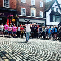 Come and see us perform on Guildford Hig