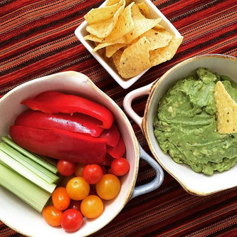 Guacamole Dinner