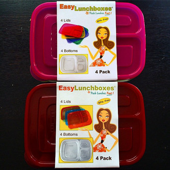 Easy Lunchboxes Bento Boxes