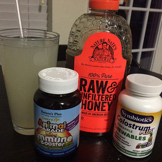 My Family's Natural Immune Support Routine
