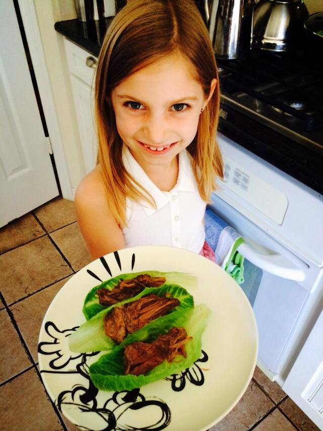 Payton and lettuce wraps.jpg