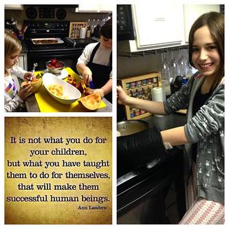Empowering Kids in the Kitchen