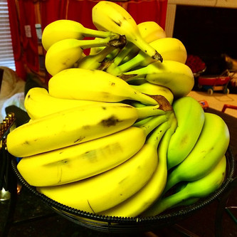 Going Bananas with Bananas!