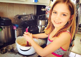 Love my little kitchen helper <3