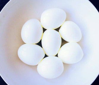 Prepping for the Week: Hard Boiled Eggs