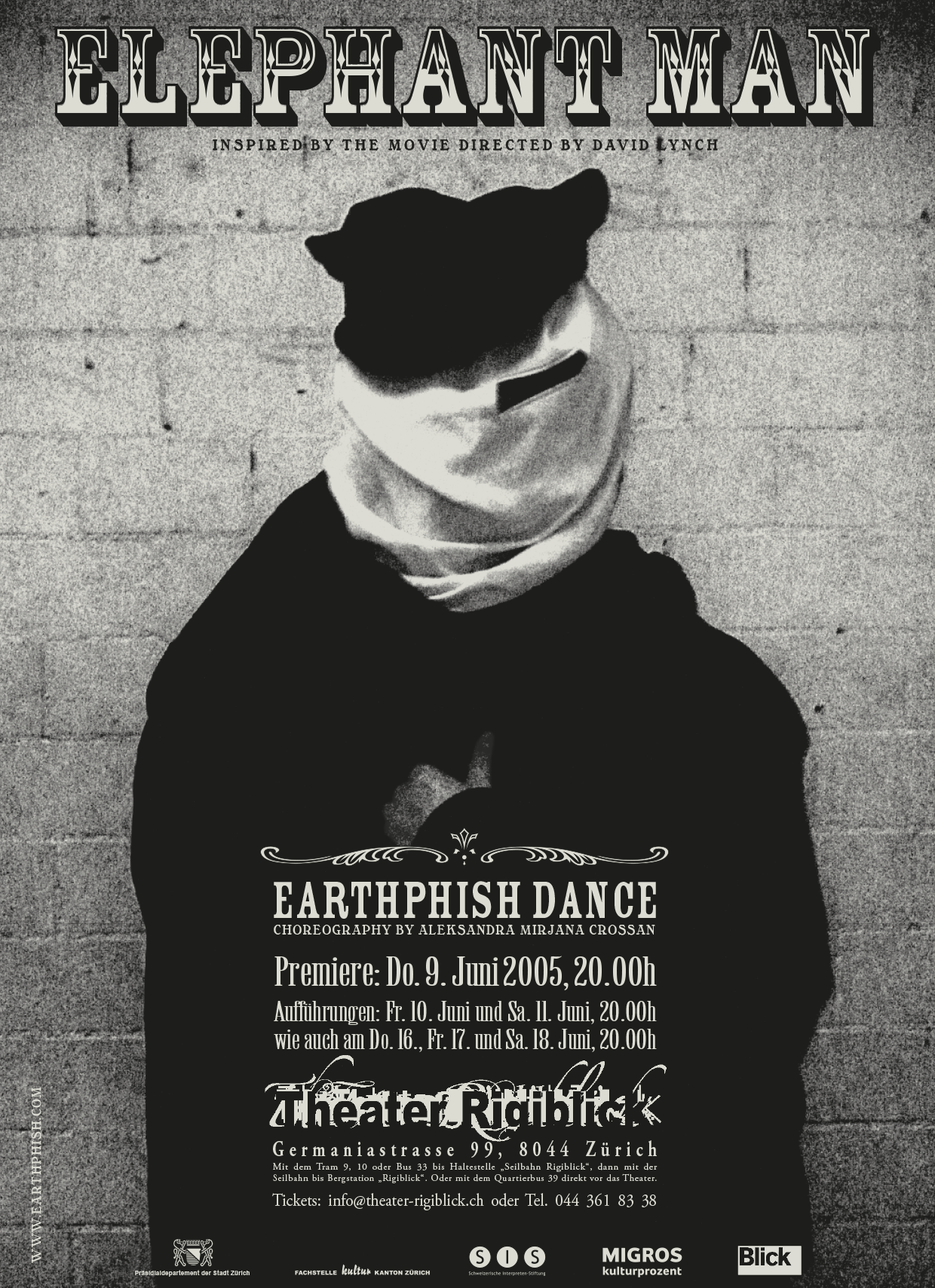 Earthphish Dance Production