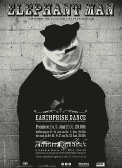 Earthphish Dance Production