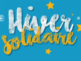 Hiver Solidaire : 2ème édition !