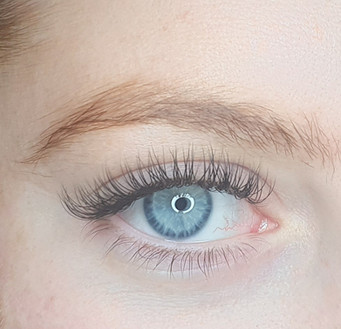 Natural Cashmere Eyelash Extensions