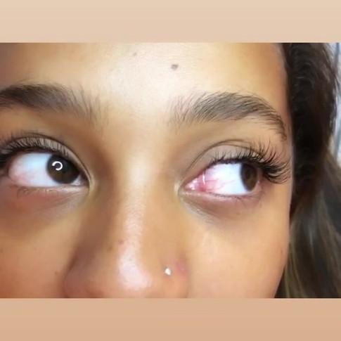 Classic Mink Semi-permenant Eyelash Extensions