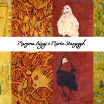 Wystawa batików Marty Staszczyk i Marzeny Bigaj